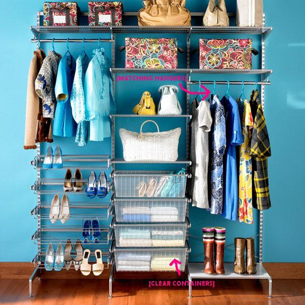 Attrayant Through Closet Consulting I Have Learned So Many Great Tricks To Make Any  Closet Well Organized And Downright Pretty. Here Are Some Quick Fixes So  You Can ...
